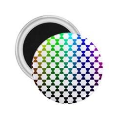 Half Circle 2.25  Magnets