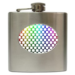 Half Circle Hip Flask (6 oz)