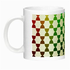Half Circle Night Luminous Mugs