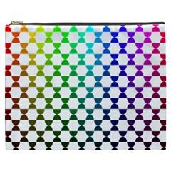 Half Circle Cosmetic Bag (XXXL)