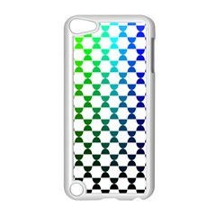 Half Circle Apple iPod Touch 5 Case (White)
