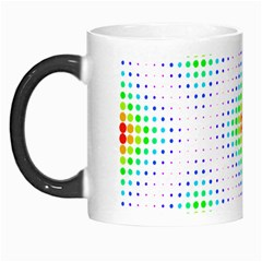 Color Square Morph Mugs