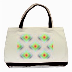 Color Square Basic Tote Bag