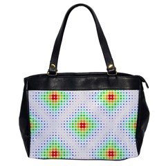 Color Square Office Handbags
