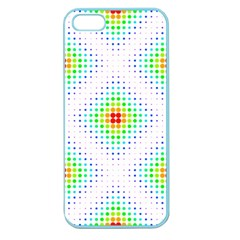 Color Square Apple Seamless iPhone 5 Case (Color)