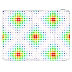Color Square Samsung Galaxy Tab 7  P1000 Flip Case