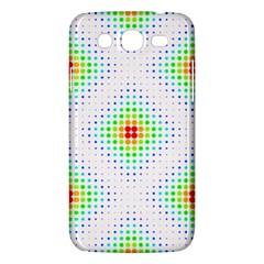 Color Square Samsung Galaxy Mega 5.8 I9152 Hardshell Case