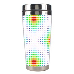 Color Square Stainless Steel Travel Tumblers