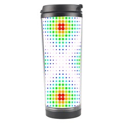 Color Square Travel Tumbler