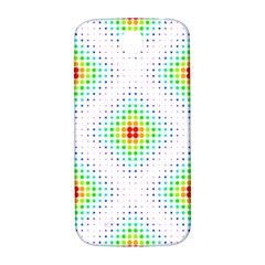 Color Square Samsung Galaxy S4 I9500/I9505  Hardshell Back Case