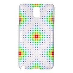 Color Square Samsung Galaxy Note 3 N9005 Hardshell Case