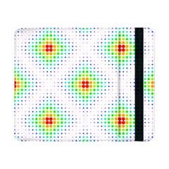 Color Square Samsung Galaxy Tab Pro 8.4  Flip Case