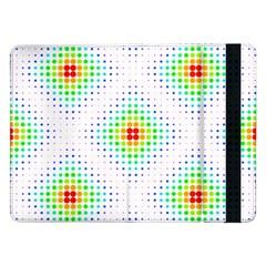 Color Square Samsung Galaxy Tab Pro 12.2  Flip Case