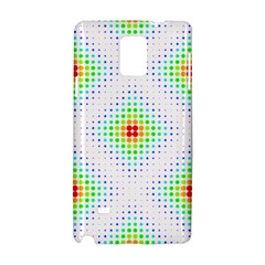 Color Square Samsung Galaxy Note 4 Hardshell Case