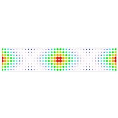 Color Square Flano Scarf (small)
