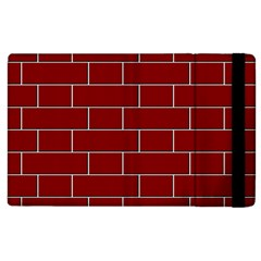 Flemish Bond Apple iPad 2 Flip Case