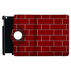 Flemish Bond Apple iPad 2 Flip 360 Case