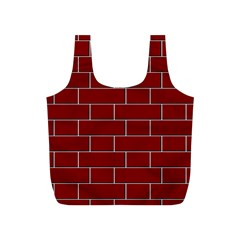 Flemish Bond Full Print Recycle Bags (S)