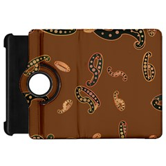 Brown Forms Kindle Fire HD 7