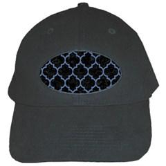 TIL1 BK-MRBL BL-DENM Black Cap