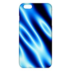 Grunge Blue White Pattern Background iPhone 6 Plus/6S Plus TPU Case