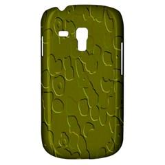 Olive Bubble Wallpaper Background Galaxy S3 Mini