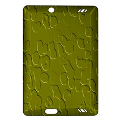 Olive Bubble Wallpaper Background Amazon Kindle Fire HD (2013) Hardshell Case