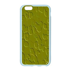 Olive Bubble Wallpaper Background Apple Seamless iPhone 6/6S Case (Color)