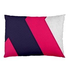 Pink Pattern Pillow Case (Two Sides)