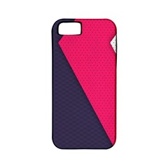 Pink Pattern Apple iPhone 5 Classic Hardshell Case (PC+Silicone)
