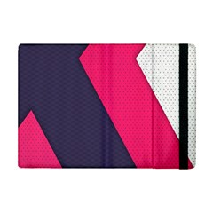 Pink Pattern iPad Mini 2 Flip Cases