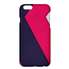 Pink Pattern Apple Iphone 6 Plus/6s Plus Hardshell Case