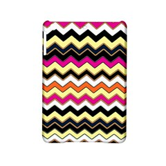 Colorful Chevron Pattern Stripes Pattern iPad Mini 2 Hardshell Cases