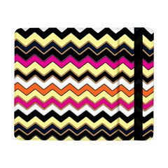 Colorful Chevron Pattern Stripes Pattern Samsung Galaxy Tab Pro 8.4  Flip Case