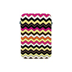 Colorful Chevron Pattern Stripes Pattern Apple Ipad Mini Protective Soft Cases