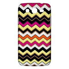 Colorful Chevron Pattern Stripes Pattern Samsung Galaxy Mega 5 8 I9152 Hardshell Case
