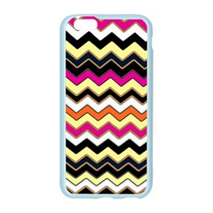 Colorful Chevron Pattern Stripes Pattern Apple Seamless iPhone 6/6S Case (Color)