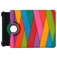 Colorful Lines Pattern Kindle Fire HD 7