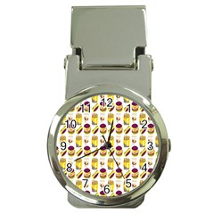 Hamburger And Fries Money Clip Watches