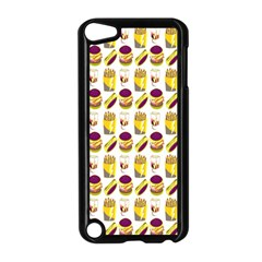 Hamburger And Fries Apple iPod Touch 5 Case (Black)