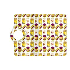 Hamburger And Fries Kindle Fire HD (2013) Flip 360 Case