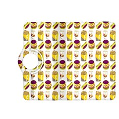 Hamburger And Fries Kindle Fire HDX 8.9  Flip 360 Case
