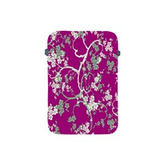Floral Pattern Background Apple iPad Mini Protective Soft Cases