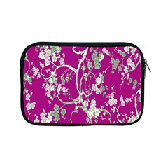 Floral Pattern Background Apple iPad Mini Zipper Cases