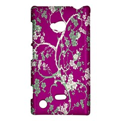 Floral Pattern Background Nokia Lumia 720