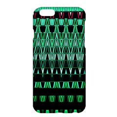 Green Triangle Patterns Apple iPhone 6 Plus/6S Plus Hardshell Case