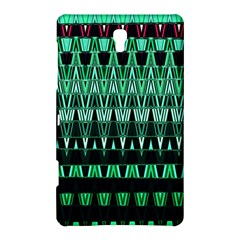 Green Triangle Patterns Samsung Galaxy Tab S (8.4 ) Hardshell Case