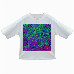 Green Purple Pink Background Infant/toddler T Shirts