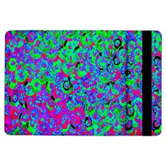 Green Purple Pink Background iPad Air Flip