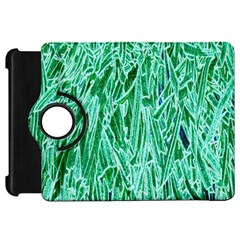 Green Background Pattern Kindle Fire HD 7